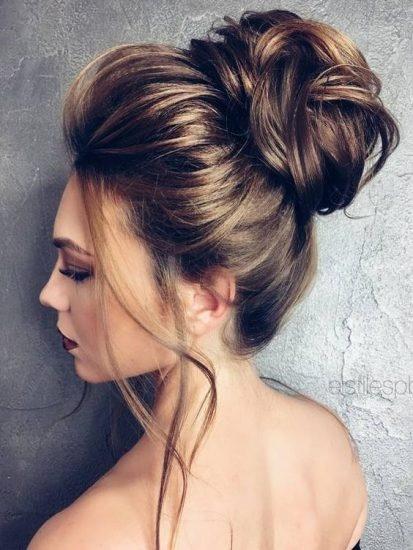 Recogidos Elegantes With Recogidos Elegantes Simple Peinados