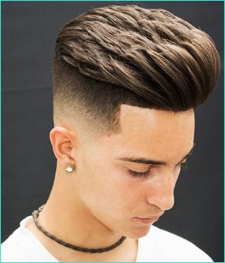 Los nuevos peinados de moda para hombres - Nuevos peinados hombre ...