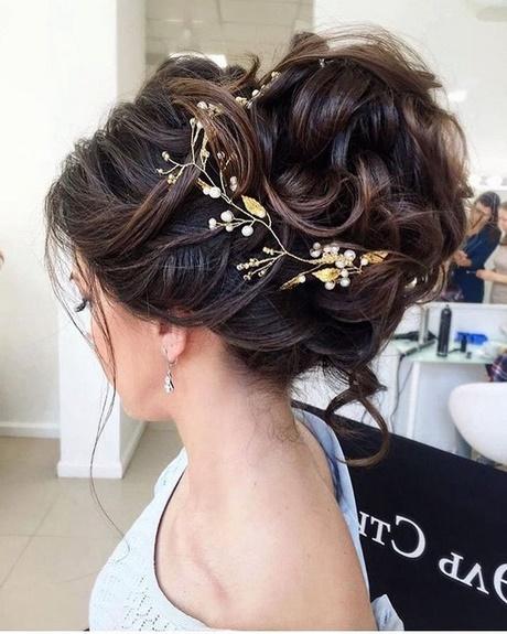Peinados elegantes altos - Peinados recogidos novias ...