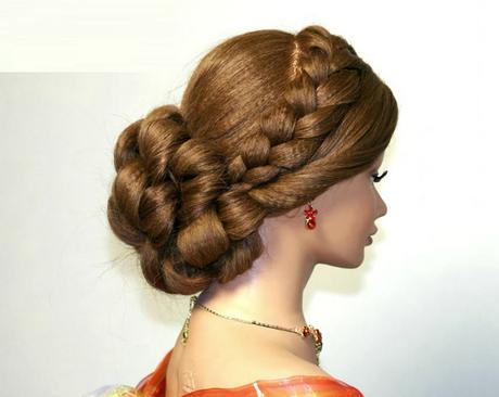 Peinados Elegantes Y Bonitos