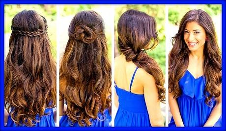 Peinados fiesta cabello largo - Peinados fiesta faciles ...