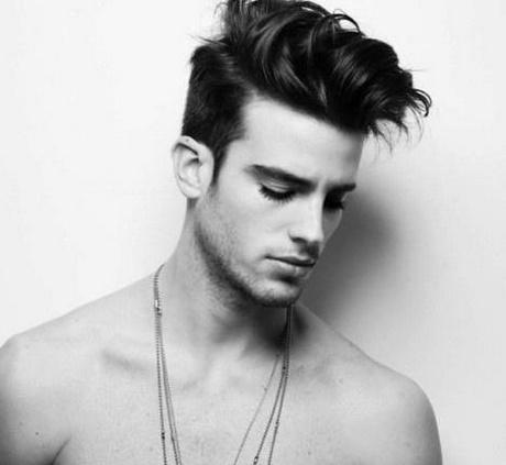 Peinados para hombre joven