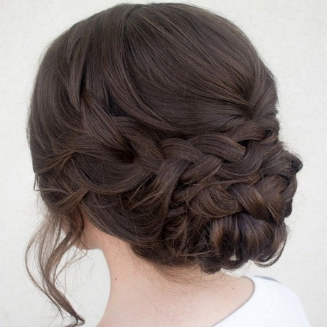 Peinados Recogidos Elegantes Y Sencillos