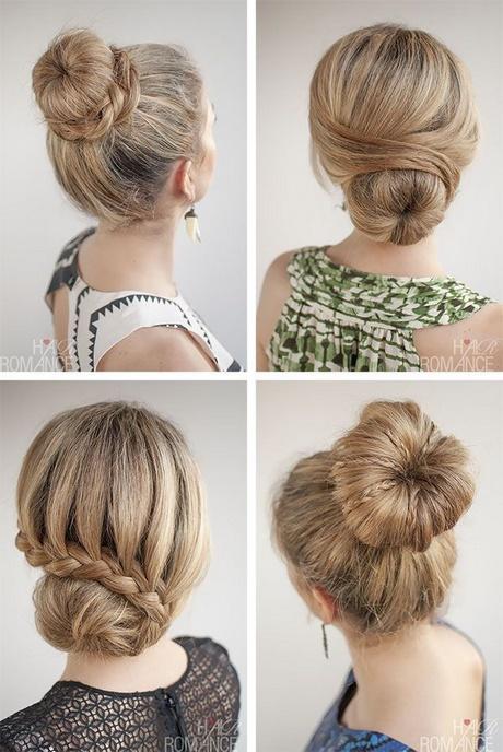Peinados recogidos elegantes y sencillos for Recogidos bonitos y sencillos