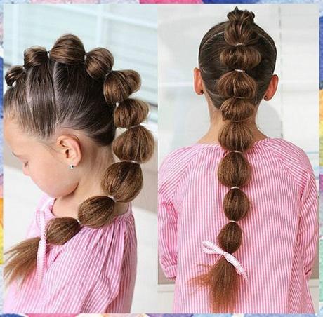 Peinados sencillos para cabello largo para ni a - Peinados nina pelo largo ...