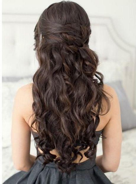 40 Wedding Hairstyles For Long Hair That Really Inspire: Peinados De Graduacion Niñas