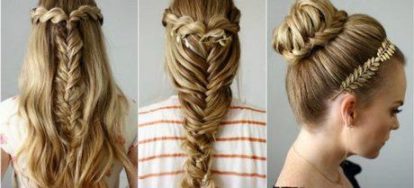 Peinados de se oritas de moda - Como hacer trenzas sencillas ...