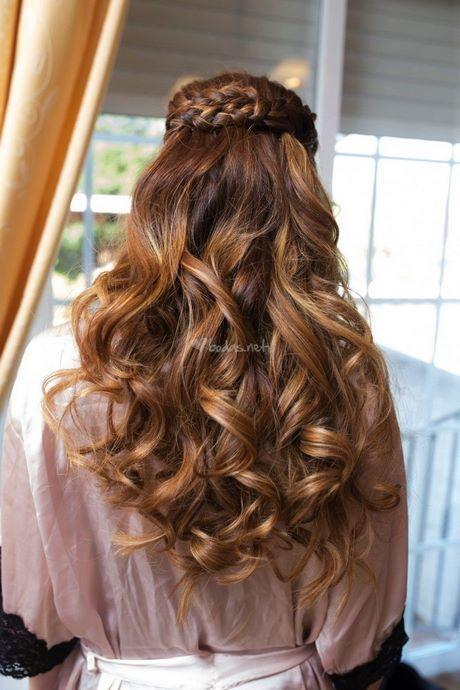 Peinados Sueltos En Cabello Largo