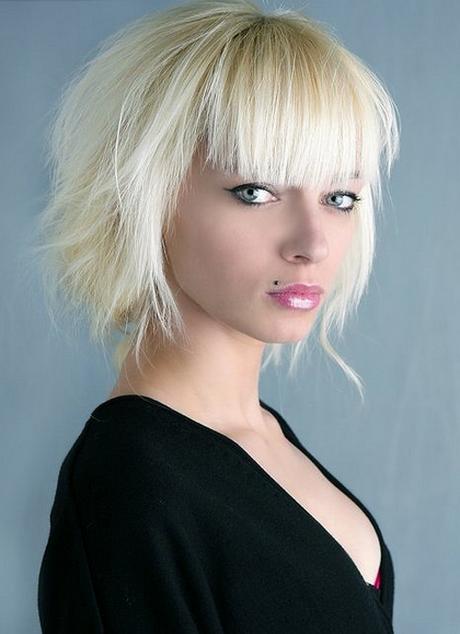 Banging peinados modernos mujer Fotos de cortes de pelo estilo - Cortes de pelo mujer modernos 2014