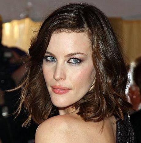 Completamente imperfecto peinados para caras alargadas Imagen De Tendencias De Color De Pelo - Cortes de pelo para cara alargada