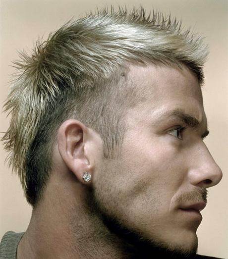 Exquisito peinados mohicano Imagen de cortes de pelo estilo - Peinado mohicano