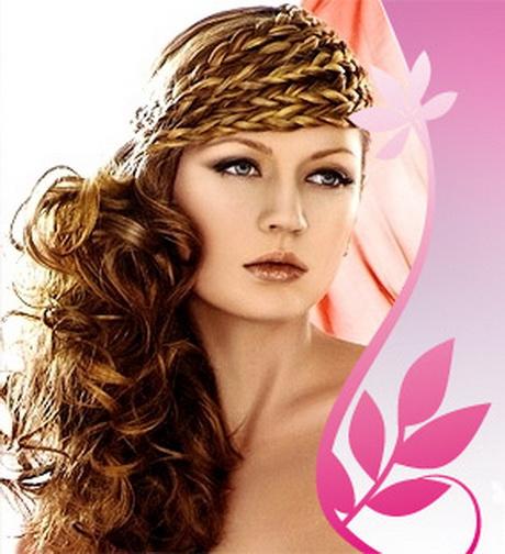 Bonito y sencillo peinados para madrinas Colección de tendencias de color de pelo - Peinado para madrina de boda