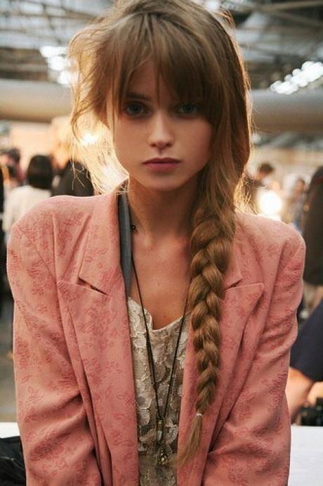 Formas modernas de peinados para salir de fiesta Colección de ideas de color de pelo - Peinado para salir