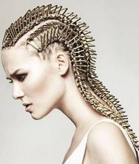 Rápido y fácil peinados chulos Fotos de las tendencias de color de pelo - Peinados chulos