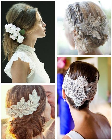 Más agudo peinados boda de dia Fotos de estilo de color de pelo - Peinados con tocado para boda de dia