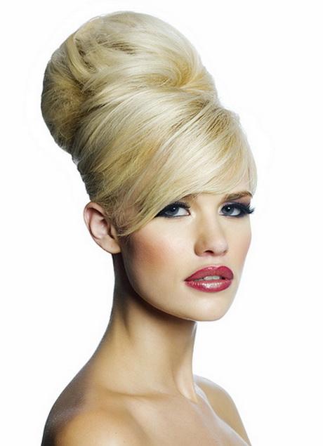 Lo más universal peinados altos Fotos de consejos de color de pelo - Peinados de moños altos
