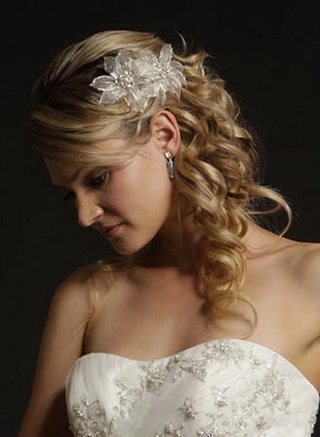 Varios peinados peinados de ondas Fotos de tendencias de color de pelo - Peinados de novia con ondas