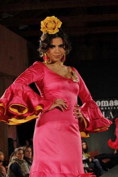 Diferentes versiones peinados flamencos Imagen de cortes de pelo Ideas - Peinados flamencos