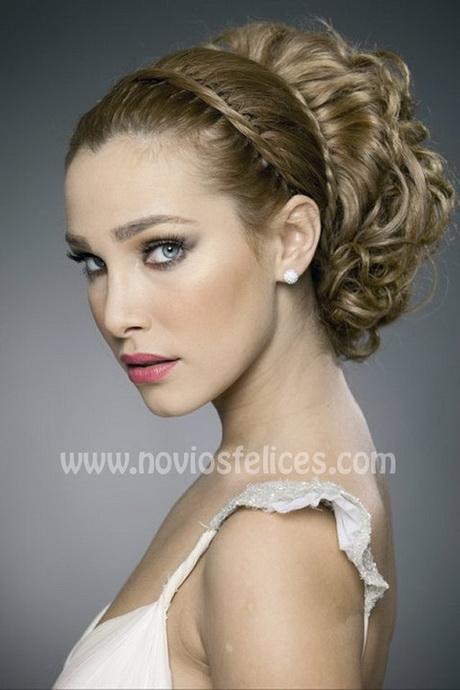 Simple y con estilo peinados juveniles para boda Imagen de cortes de pelo Ideas - Peinados juveniles para boda