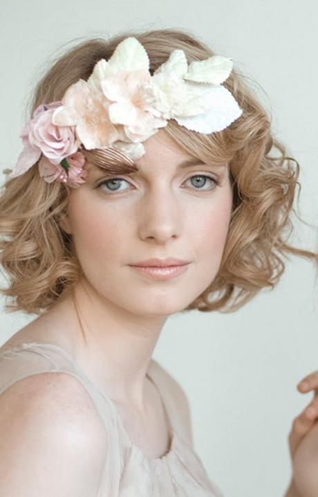 Sencillo y bonito peinados boda pelo corto Colección De Tutoriales De Color De Pelo - Peinados para boda pelo corto