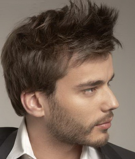 Súper fácil peinados para hombres con entradas Galeria De Cortes De Cabello Estilo - Peinados para hombres jovenes