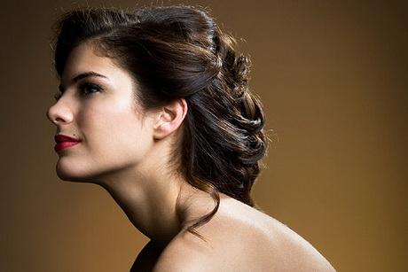 Completamente imperfecto peinados para nochebuena Colección de estilo de color de pelo - Peinados para noche buena