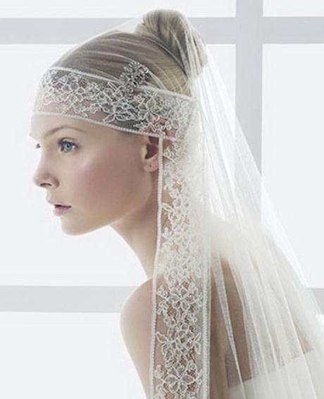 Imagen perfecta peinados para mantilla Colección de ideas de color de pelo - Peinados para novias con mantilla