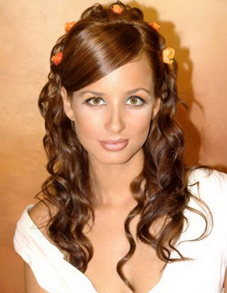 Impresionante peinados para salir de fiesta Fotos de cortes de pelo tendencias - Peinados para salir de noche