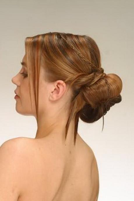 Formas modernas de peinados para boda de noche Fotos de cortes de pelo Ideas - Peinados para una boda de noche