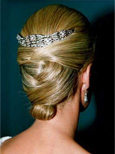 Elegante peinados bajos Fotos de tendencias de color de pelo - Peinados recogidos bajos