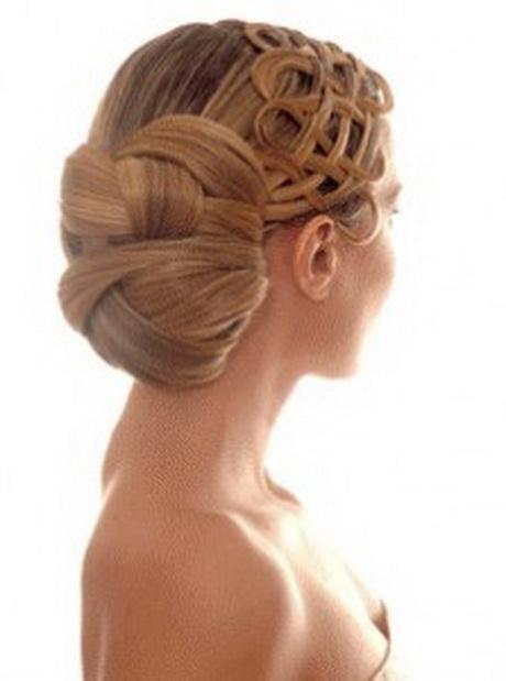Miradas ganadoras con peinados bajos Imagen de cortes de pelo consejos - Peinados recogidos bajos