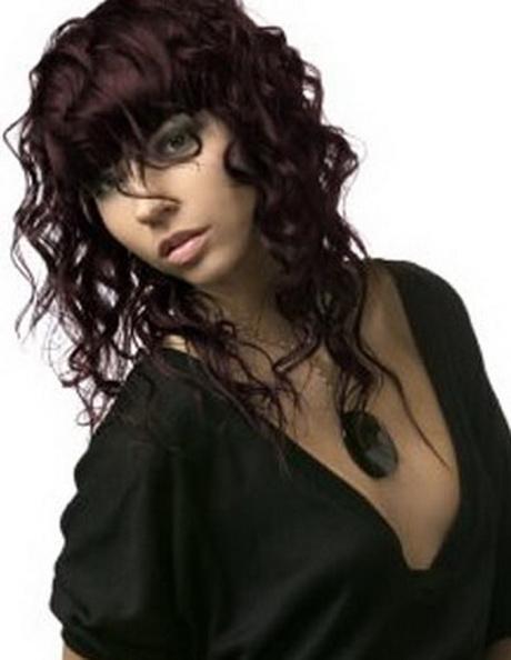 Miradas ganadoras con peinados rizados Galería de cortes de pelo tutoriales - Peinados rizados