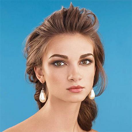 Más inspirador peinados para bodas sencillos Galería de cortes de pelo tutoriales - Peinados sencillos de boda