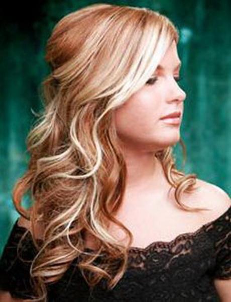 Diversión y halagos peinados faciles pelo largo Imagen de tutoriales de color de pelo - Peinados sencillos de pelo largo