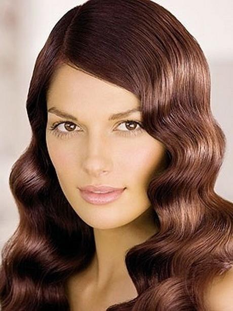 En una tendencia ascendente peinados faciles pelo suelto Colección de ideas de color de pelo - Peinados sencillos pelo suelto largo