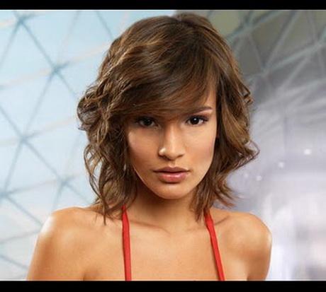 Exquisito peinados moldeados Fotos de cortes de pelo tutoriales - Pelo corto flequillo largo