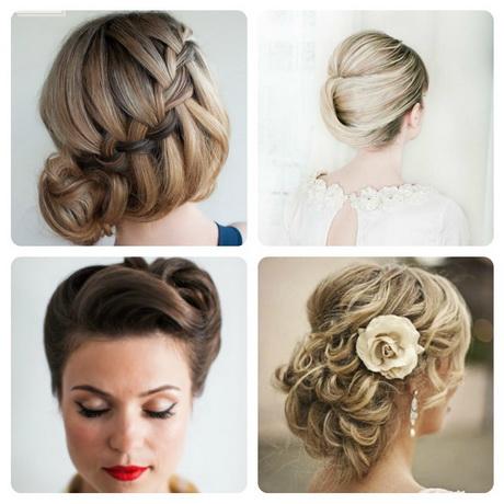 Perfecto peinados invitada boda pelo corto Fotos de las tendencias de color de pelo - Recogidos para bodas pelo corto