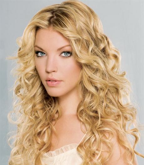 Creativo peinados rizos Colección de tendencias de color de pelo - Imagenes de peinados con rizos