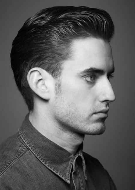 Instrucciones peinados hacia atras hombre Colección De Consejos De Color De Pelo - Peinados hacia atras para hombres