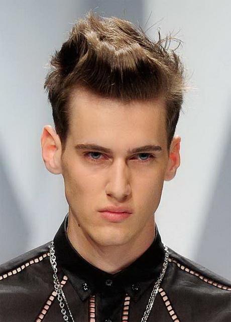 Más agudo peinados de chicos modernos Fotos de las tendencias de color de pelo - Peinados modernos para jovenes hombres