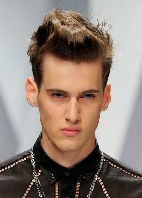 Formas modernas de peinados adolescentes chicos Galería de tendencias de coloración del cabello - Peinados para jovenes hombres