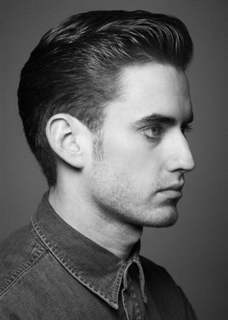 Ideas de estilo para peinados clasicos hombre Colección De Tutoriales De Color De Pelo - Corte de pelo clasico para hombre