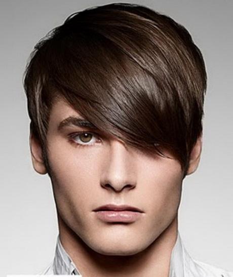 Formas de moda también peinados flequillo hombre Galería De Consejos De Color De Pelo - Peinados con flequillo para hombre