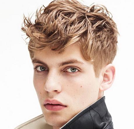 Imagen perfecta peinados despeinados hombre Galería de cortes de pelo tutoriales - Peinados despeinados para hombres