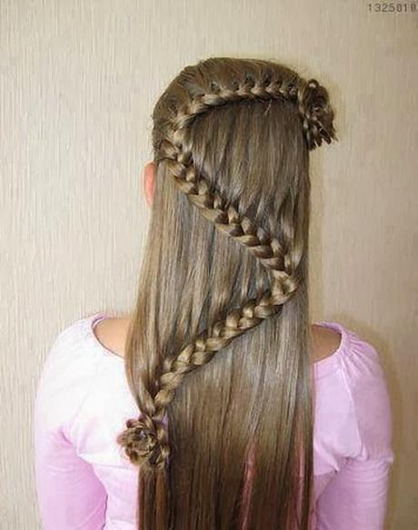 Más notable tipos de peinados Colección de estilo de color de pelo - Tipos de peinados para ninas