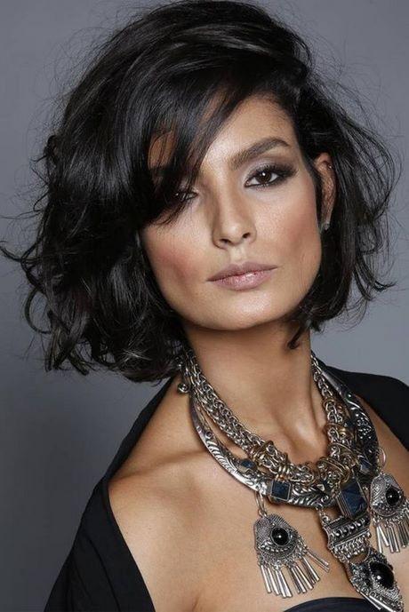 Imagen perfecta peinados pelo corto mujer 2021 Galería de cortes de pelo tutoriales - Pelo corto rizado mujer 2020