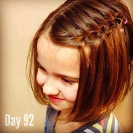 Las mejores variaciones de peinados niña pelo corto Colección de ideas de color de pelo - Peinados niña pelo corto