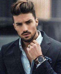 Ideas bonitas para peinados caballero Imagen de ideas de color de pelo - Peinados caballero 2019