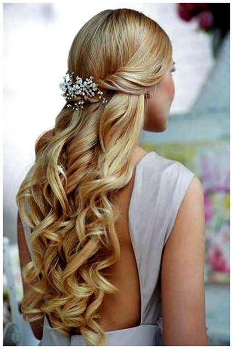 Minimalista peinados bonitos para boda Fotos de cortes de pelo Consejos - Peinados de boda para pelo largo