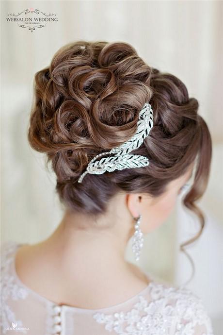 Formas de moda también peinados con diadema para boda Imagen De Tendencias De Color De Pelo - Peinados para boda elegantes